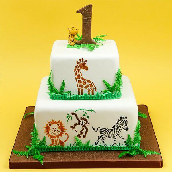 дитячий торт фото 1