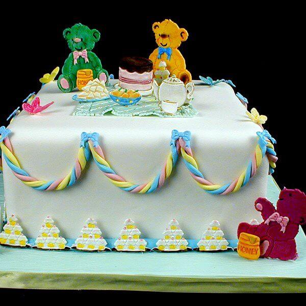 дитячий торт фото 4