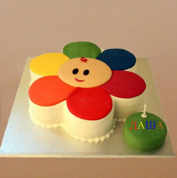 дитячий торт фото 8