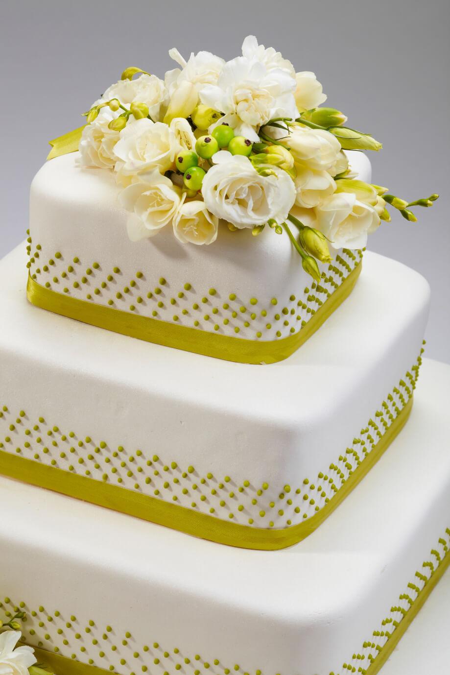 весільні торти фото
