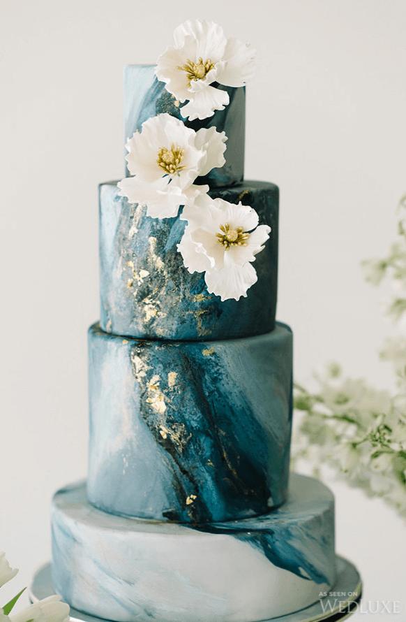 весільні торти Львів фото_7
