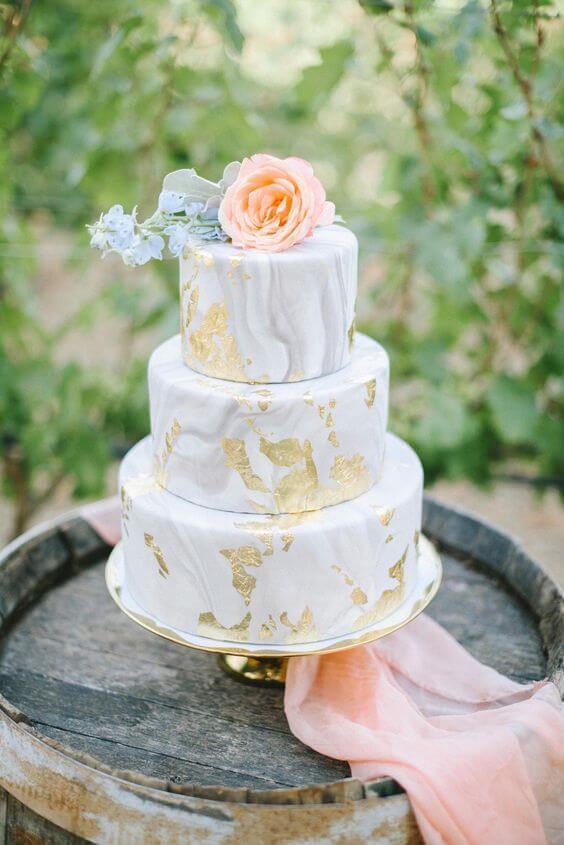 весільні торти Львів фото_98