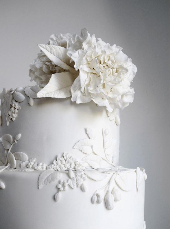 весільні торти Львів фото_8