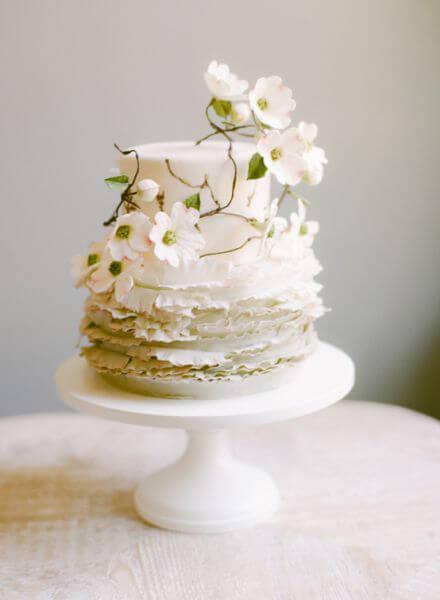 весільні торти Львів фото_13