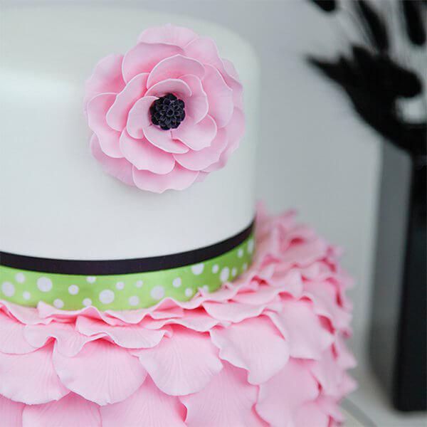 Весільні торти на замовлення у Львові