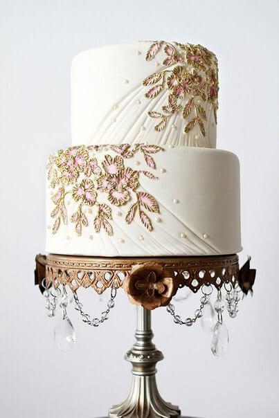 весільні торти Львів фото_18
