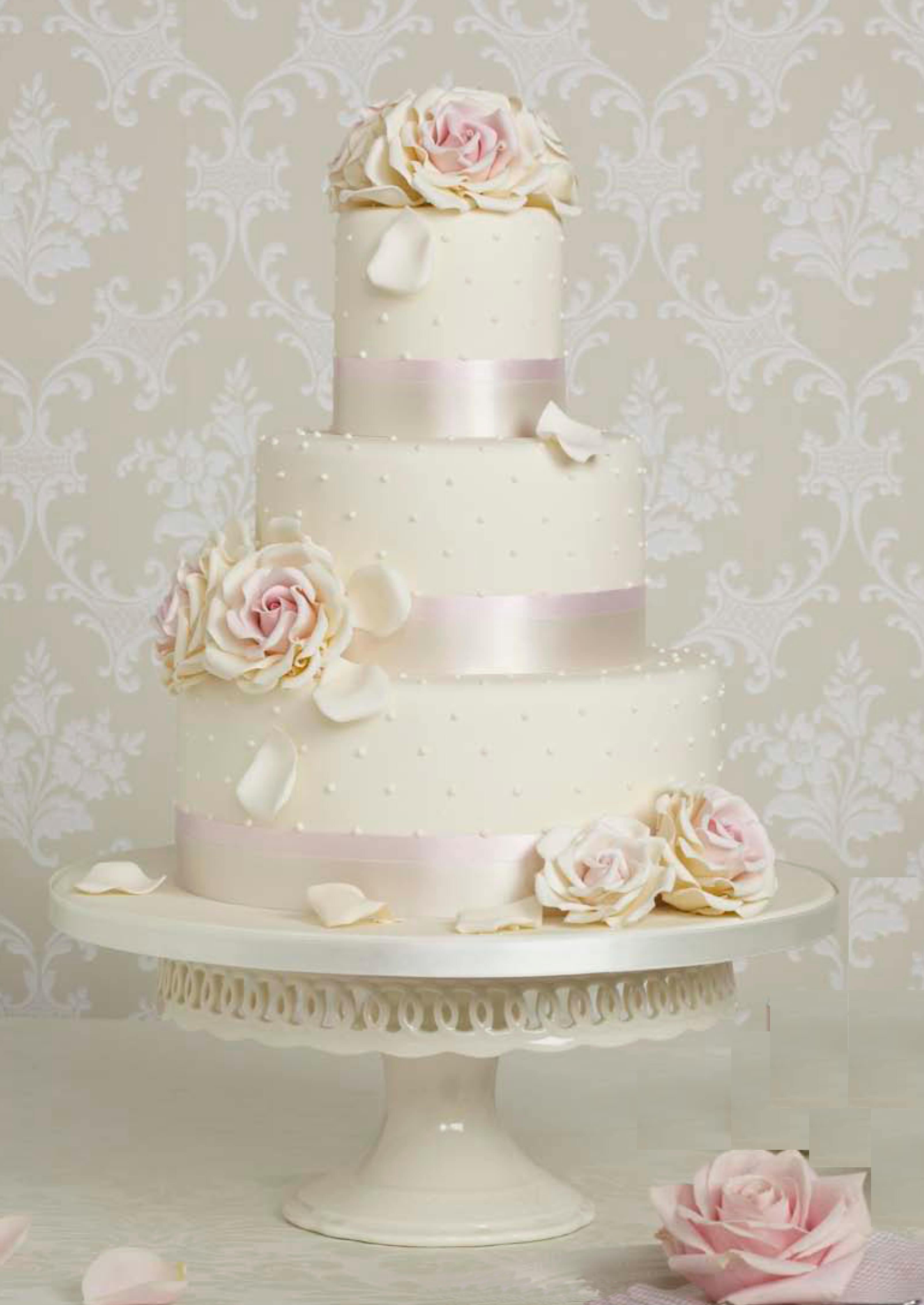 весільні торти Львів фото_22