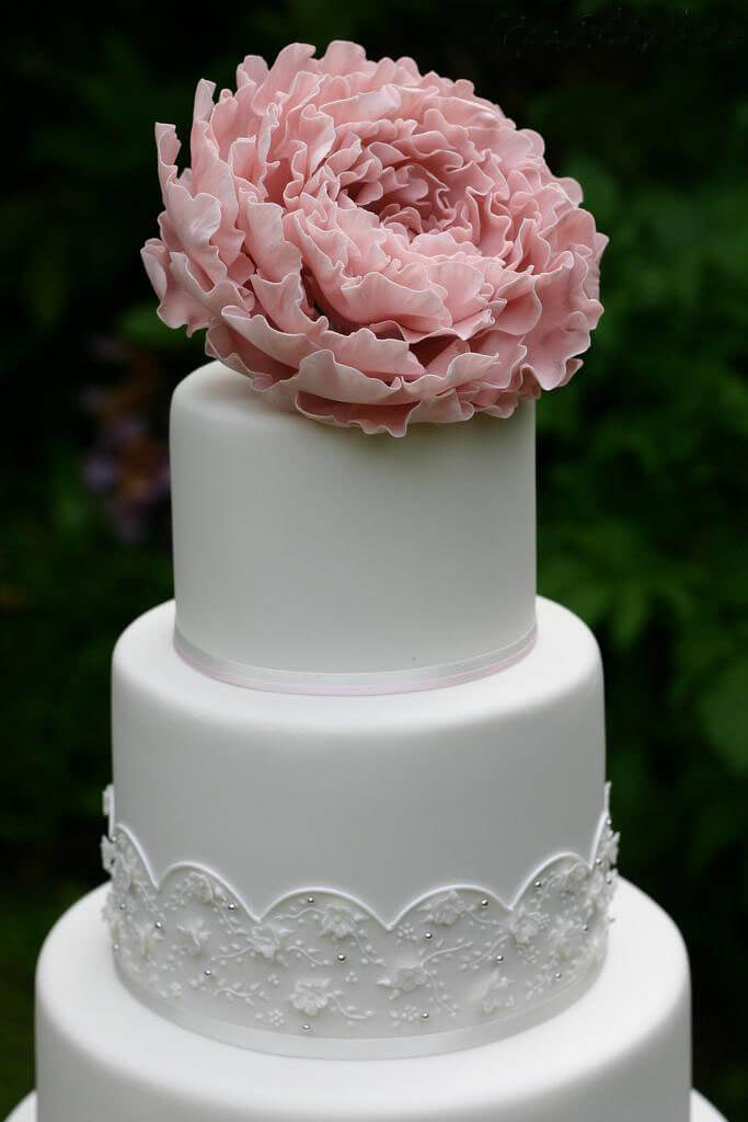 весільні торти Львів фото_23