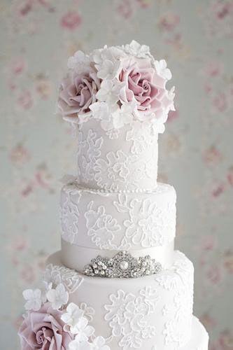 весільні торти Львів фото_24