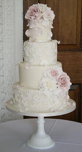 весільні торти Львів фото_25