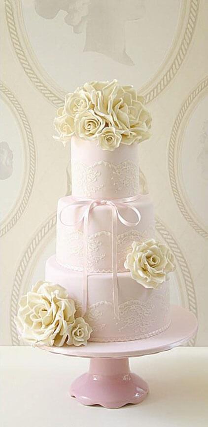 весільні торти Львів фото_26