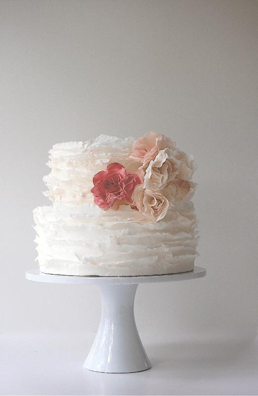 весільні торти фото1