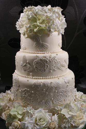 весільні торти Львів фото_30