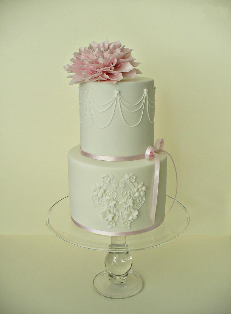 весільні торти Львів фото_31