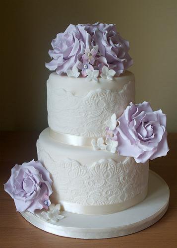 весільні торти Львів фото_32