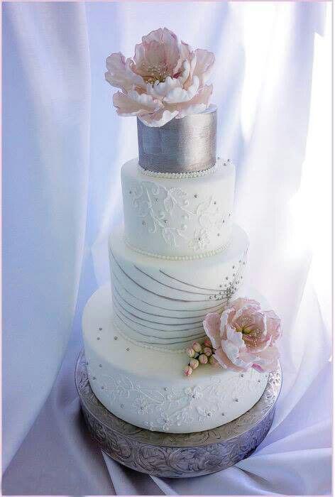 весільні торти Львів фото_35