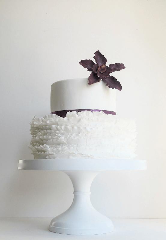 весільні торти Львів фото