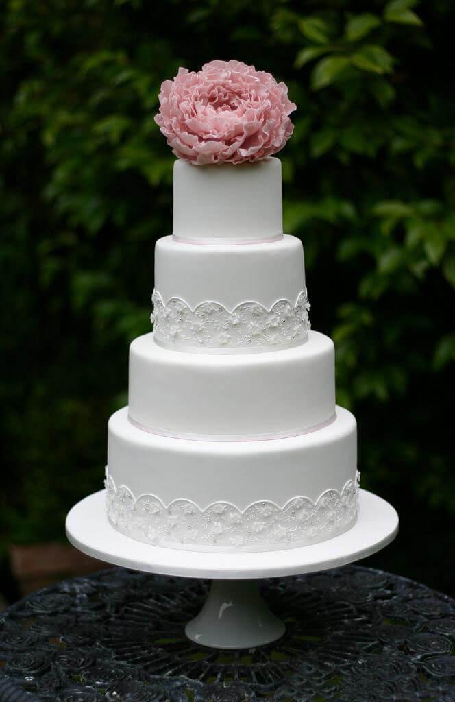 весільні торти Львів фото_38