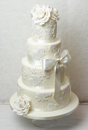 весільні торти Львів фото_40
