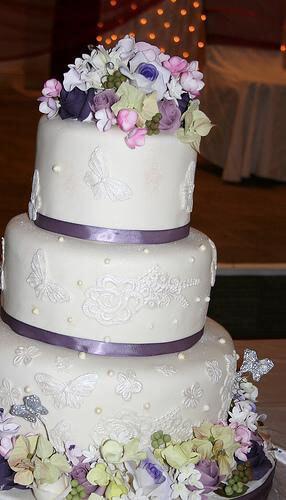 весільні торти Львів фото_42