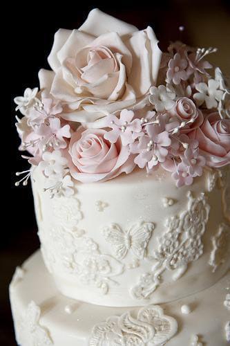 весільні торти Львів фото_44