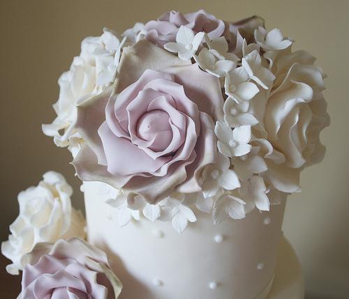 весільні торти Львів фото_47