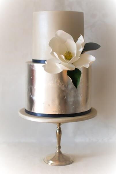 весільні торти Львів фото_48