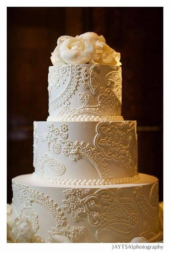 весільні торти Львів фото_51