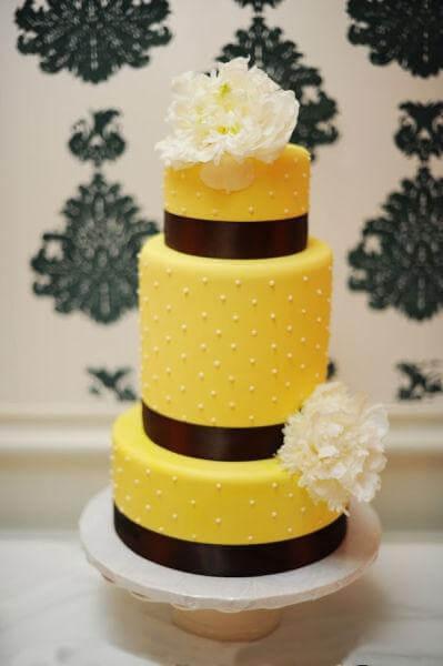 весільні торти Львів фото_60