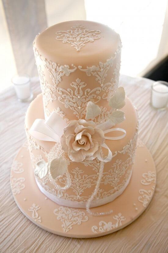 весільні торти Львів фото_61