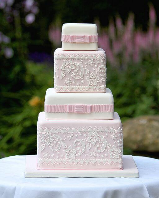 весільні торти Львів фото_63