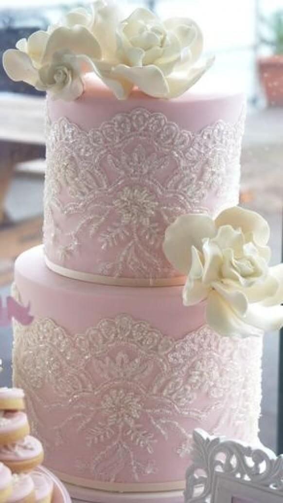 весільні торти Львів фото_65