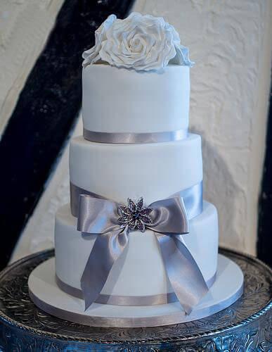 весільні торти Львів фото_67