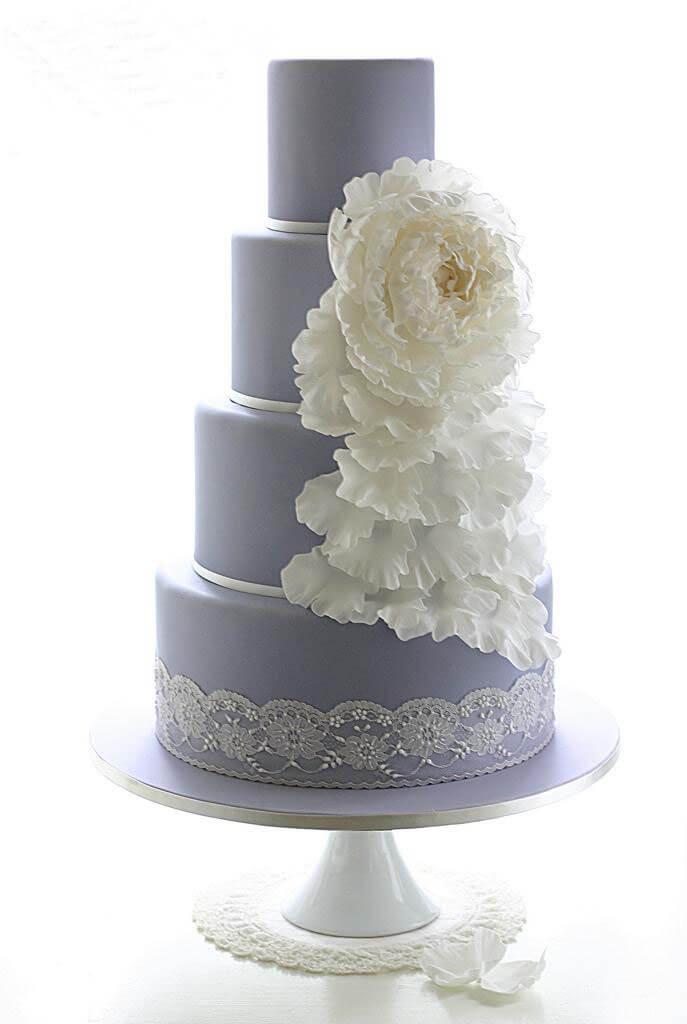 весільні торти Львів фото_73