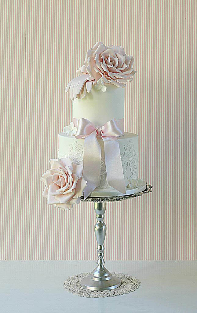 весільні торти Львів фото_75