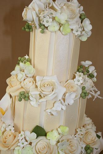 весільні торти Львів фото_77