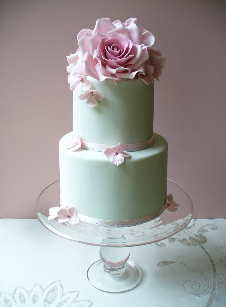 весільні торти Львів фото_81