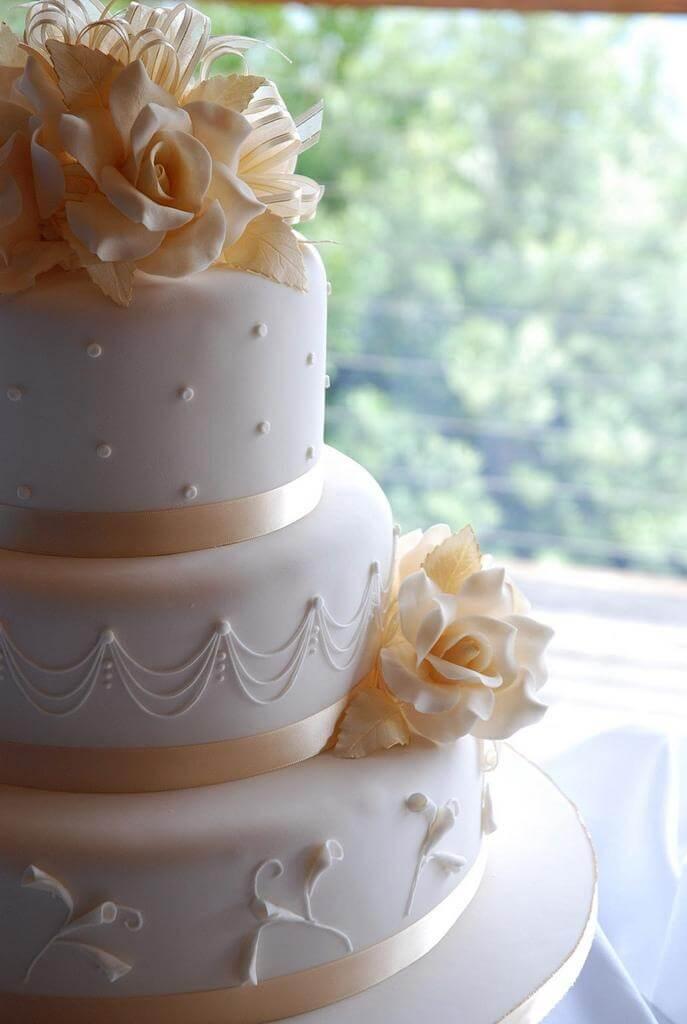 весільні торти Львів фото_83