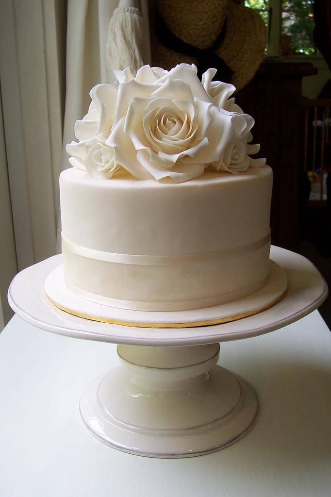 весільні торти Львів фото_84