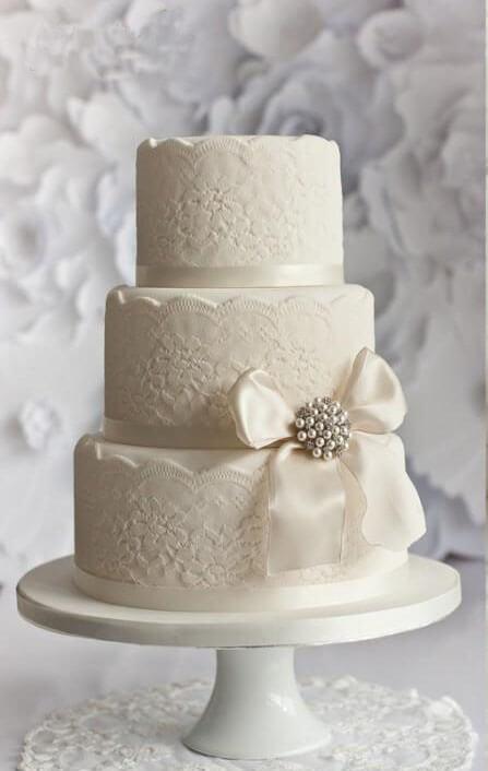 весільні торти Львів фото_86