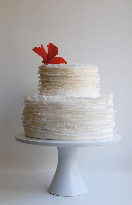 весільні торти Львів фото_6
