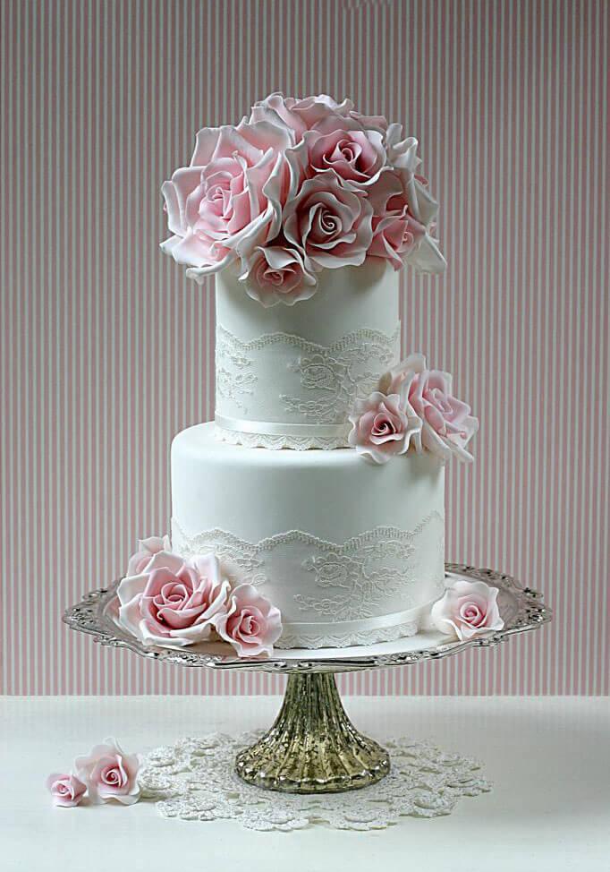 весільні торти Львів фото_88