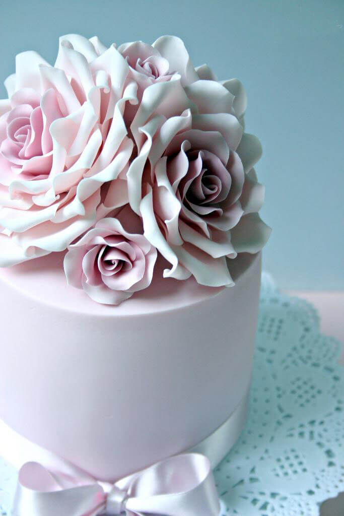 весільні торти Львів фото_89
