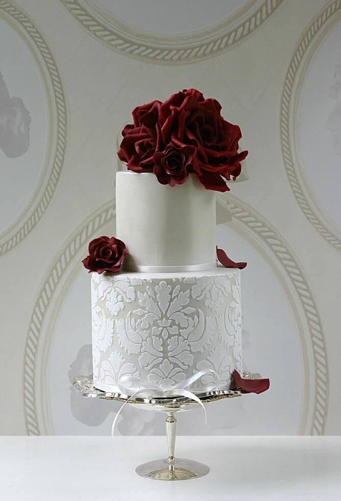 весільні торти Львів фото_92