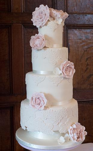 весільні торти Львів фото_94